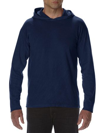 Comfort Colors: Adult Heavyweight LS Hooded Tee 4900 – Bild 6