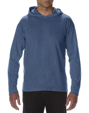 Comfort Colors: Adult Heavyweight LS Hooded Tee 4900 – Bild 7