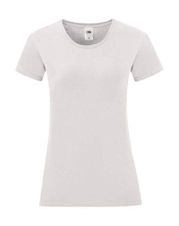 Fruit of the Loom: Ladies Iconic T 61-432-0 – Bild 2