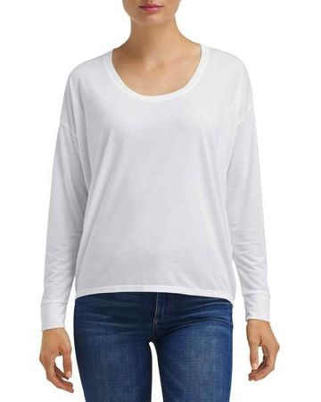 Anvil: Women`s Freedom Long Sleeve Tee 34PVL – Bild 2