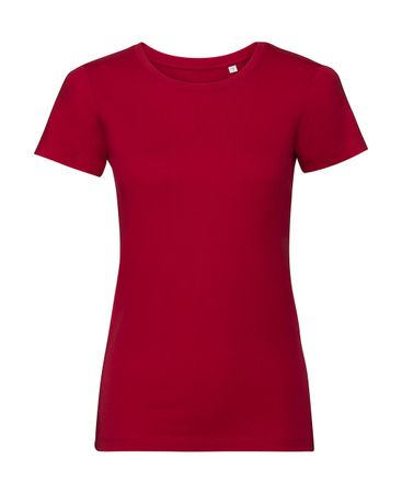 Russell Europe: Ladies` Authentic Tee Pure Organic R-108F-0 – Bild 7