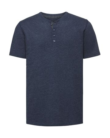 Russell Europe: Men`s Henley HD T R-168M-0 – Bild 4