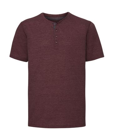Russell Europe: Men`s Henley HD T R-168M-0 – Bild 5