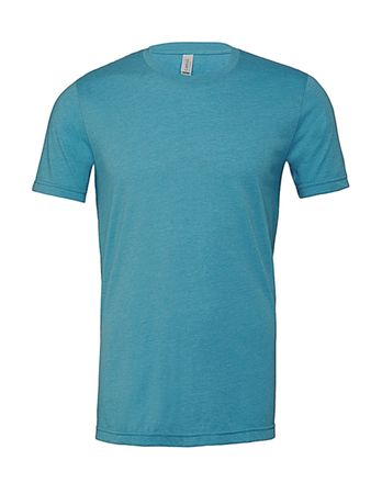 Bella: Unisex Heather CVC Short Sleeve Tee 3001CVC – Bild 8