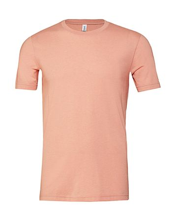 Bella: Unisex Heather CVC Short Sleeve Tee 3001CVC – Bild 14