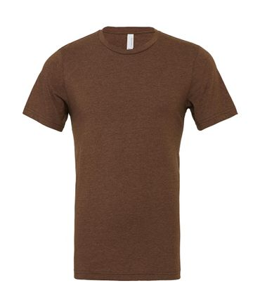 Bella: Unisex Heather CVC Short Sleeve Tee 3001CVC – Bild 24