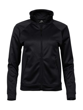 Tee Jays: Ladies Performance Zip Sweat 5603 – Bild 2