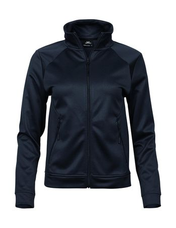 Tee Jays: Ladies Performance Zip Sweat 5603 – Bild 4