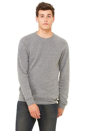 Bella+Canvas: Unisex Sponge Crew Neck Sweat 3901 – Bild 3