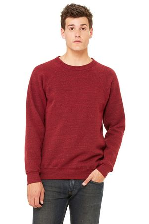 Bella+Canvas: Unisex Sponge Crew Neck Sweat 3901 – Bild 5