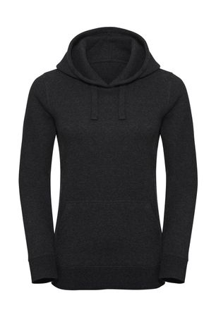 Russell Europe: Ladies` Authentic Melange Hooded Sweat R-261F-0 – Bild 3