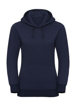 Russell Europe: Ladies` Authentic Melange Hooded Sweat R-261F-0 – Bild 4