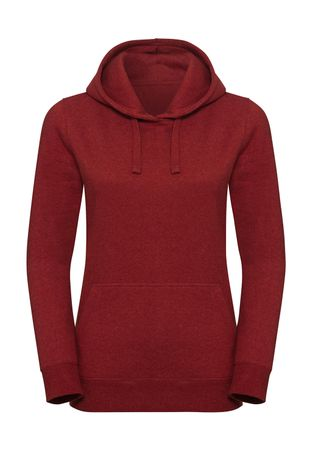 Russell Europe: Ladies` Authentic Melange Hooded Sweat R-261F-0 – Bild 5