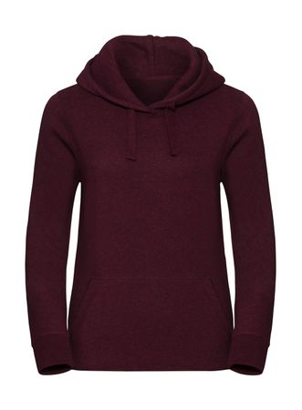 Russell Europe: Ladies` Authentic Melange Hooded Sweat R-261F-0 – Bild 6