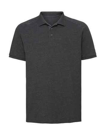 Russell Europe: Men`s HD Raglan Polo R-565M-0 – Bild 3