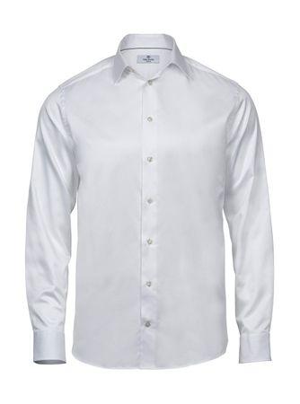 Tee Jays: Luxury Shirt Comfort Fit 4020 – Bild 2