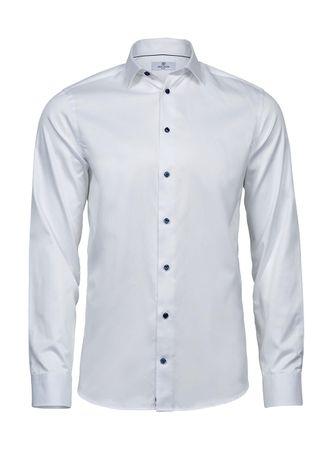 Tee Jays: Luxury Shirt Slim Fit 4021 – Bild 3