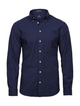 Tee Jays: Perfect Oxford Shirt 4000 – Bild 4