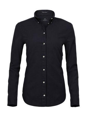 Tee Jays: Ladies Perfect Oxford Shirt 4001 – Bild 3