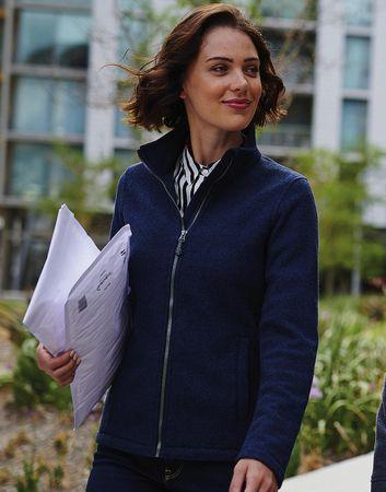 Regatta: Women's Parkline Mini Stripe Fleece TRF99 – Bild 1