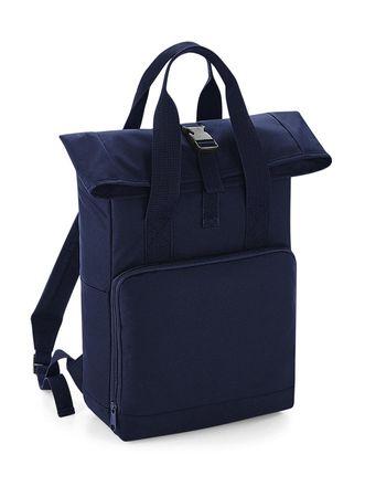 Bag Base: Twin Handle Roll-Top Backpack BG118 – Bild 4
