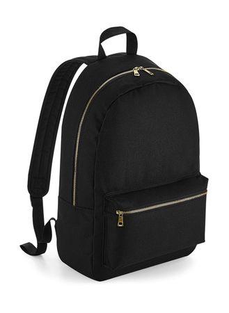 Bag Base: Metallic Zip Backpack BG235 – Bild 2