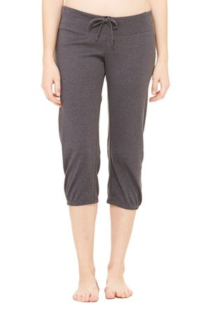 Bella+Canvas: Women`s Capri Scrunch Pant 816 – Bild 3
