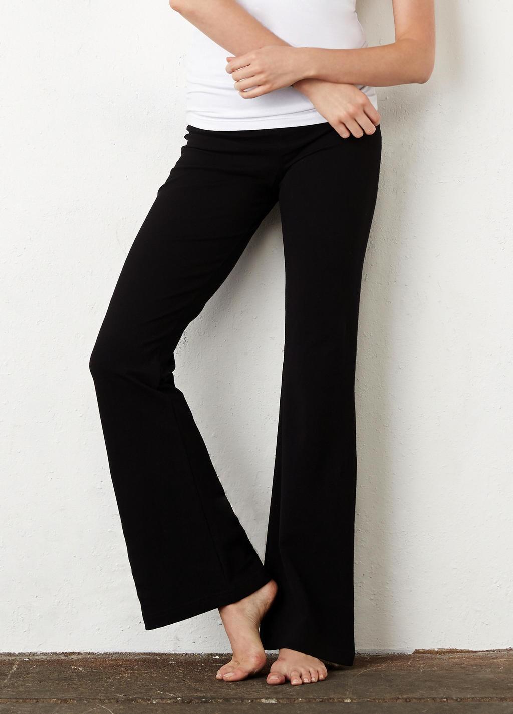 Bella+Canvas: Cotton Stretch Fitness Pant 0810