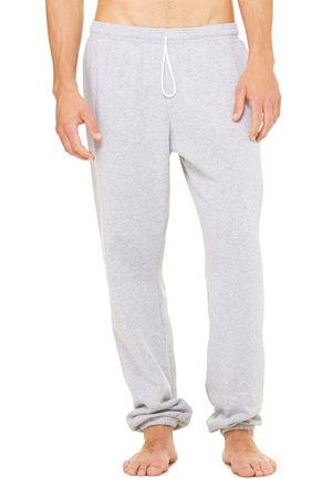 Bella+Canvas: Unisex Poly-Cotton Scrunch Pant 3737 – Bild 3