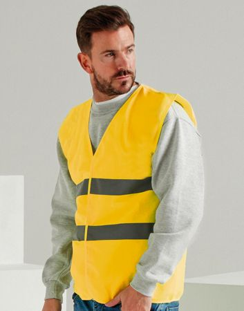 UCC: 2-Band Safety Waistcoat UCC052