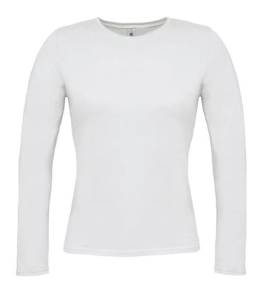 B&C: Ladies` Langarm T-Shirt Women-Only LSL TW013 – Bild 2
