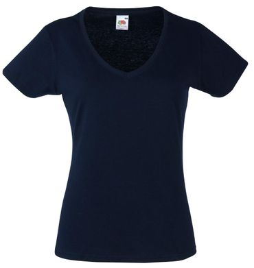 Fruit of the Loom: Lady-Fit Valueweight V-neck T 61-398-0 – Bild 10