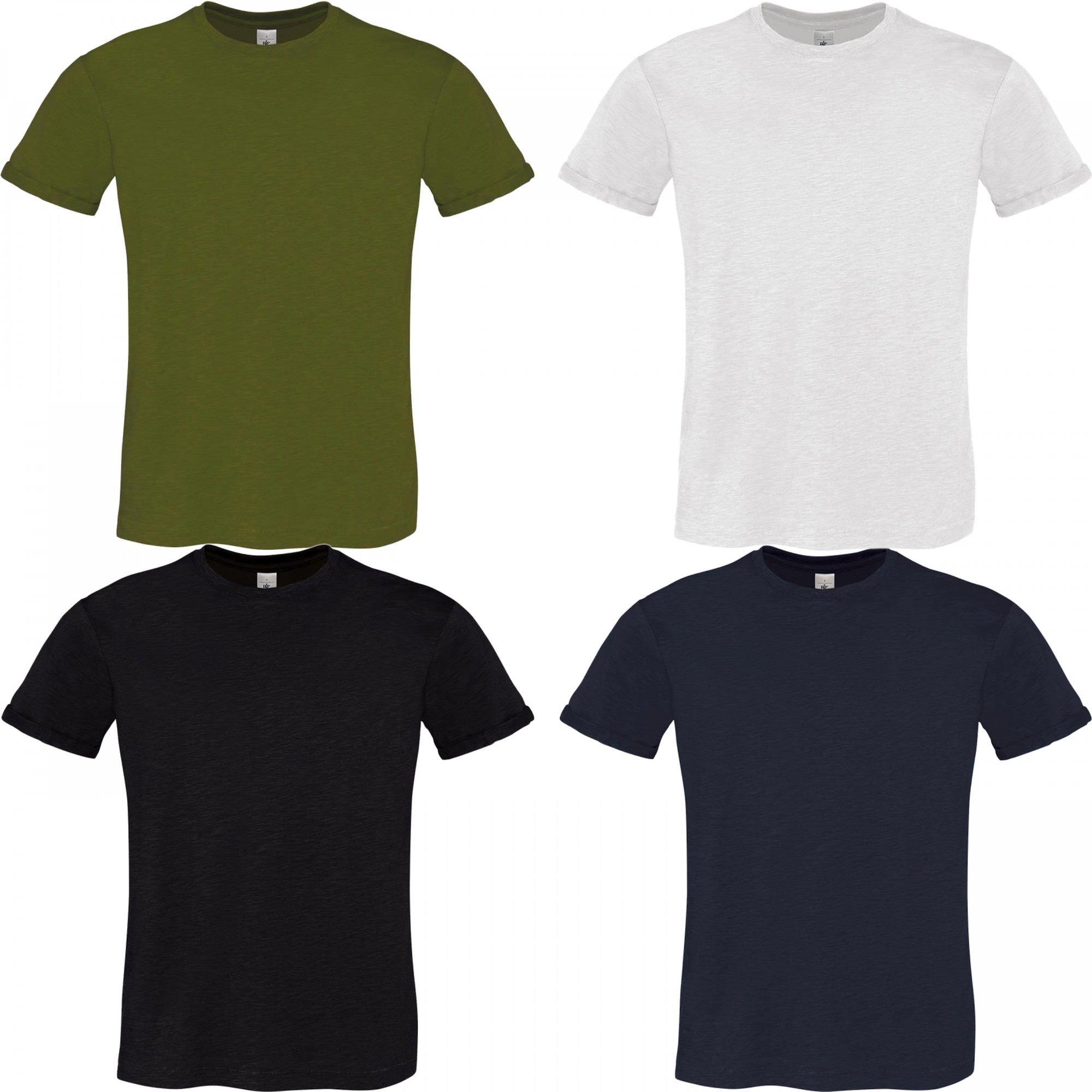 B&C: Modisches T-Shirt Too Chic Men TM035