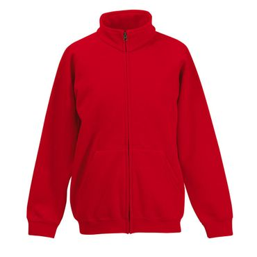 Fruit of the Loom: Kids Sweat Jacket 62-001-0 – Bild 5