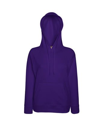 Fruit of the Loom: Lady-Fit Lightweight Hooded Sweat 62-148-0 – Bild 9