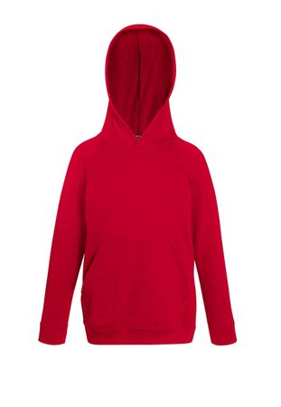Fruit of the Loom: Kids Lightweight Hooded Sweat 62-009-0 – Bild 9