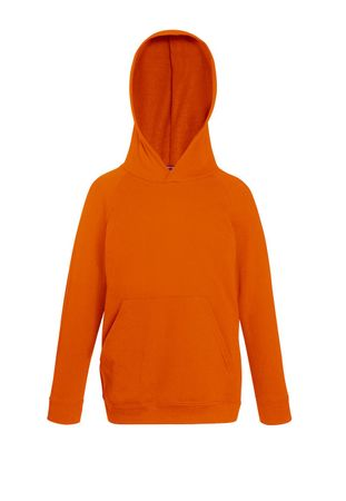 Fruit of the Loom: Kids Lightweight Hooded Sweat 62-009-0 – Bild 10