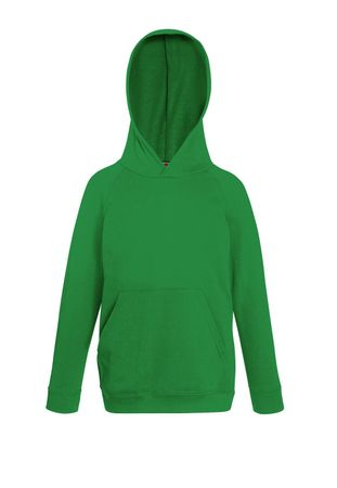 Fruit of the Loom: Kids Lightweight Hooded Sweat 62-009-0 – Bild 12