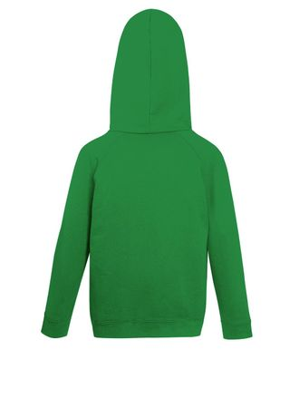 Fruit of the Loom: Kids Lightweight Hooded Sweat 62-009-0 – Bild 13