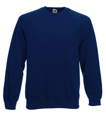 Fruit of the Loom: Raglan Sweatshirt 62-216-0 – Bild 5