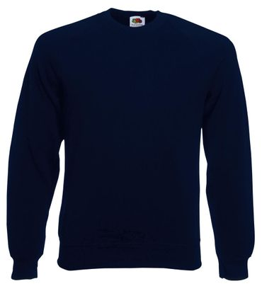 Fruit of the Loom: Raglan Sweatshirt 62-216-0 – Bild 6
