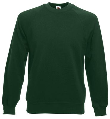Fruit of the Loom: Raglan Sweatshirt 62-216-0 – Bild 3