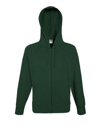 Fruit of the Loom: Lightweight Hooded Sweat Jacket 62-144-0 – Bild 15