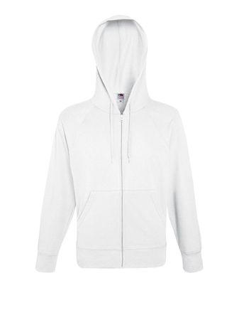 Fruit of the Loom: Lightweight Hooded Sweat Jacket 62-144-0 – Bild 2