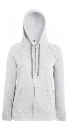 Fruit of the Loom: Lady-Fit Lightweight Hooded Sweat Jacket 62-150-0 – Bild 4