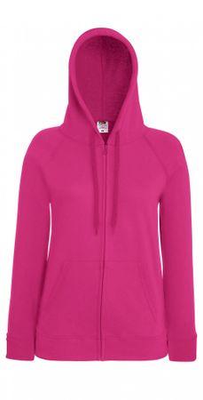 Fruit of the Loom: Lady-Fit Lightweight Hooded Sweat Jacket 62-150-0 – Bild 12