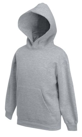 Fruit of the Loom: Kids Hooded Sweat 62-037-0 – Bild 4