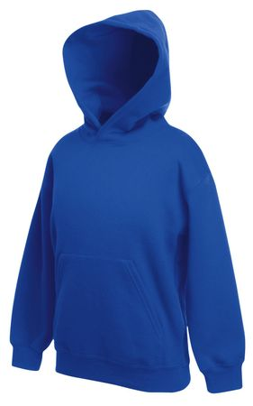 Fruit of the Loom: Kids` Hooded Sweat 62-043-0 – Bild 7