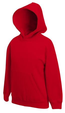 Fruit of the Loom: Kids` Hooded Sweat 62-043-0 – Bild 11