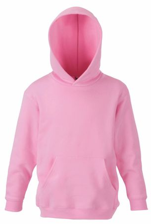 Fruit of the Loom: Kids` Hooded Sweat 62-043-0 – Bild 12